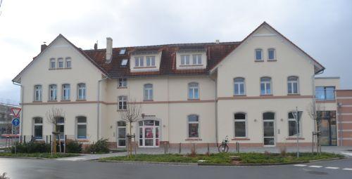Bahnhof Ober-Roden.