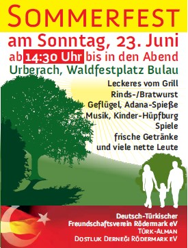 Sommerfest DTF