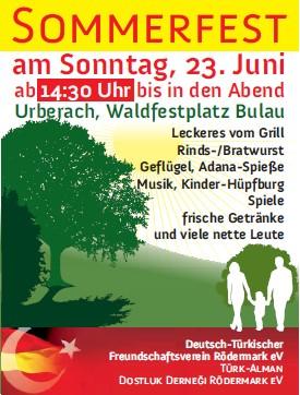 Sommerfest DTF