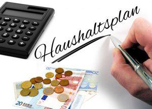 Entwurf Haushaltsplan 2021 Land Hessen