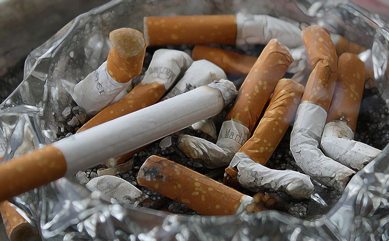 Raucher. Tabaksteuer.