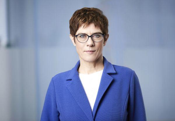 Annegret Kramp-Karrenbauer aka AKK