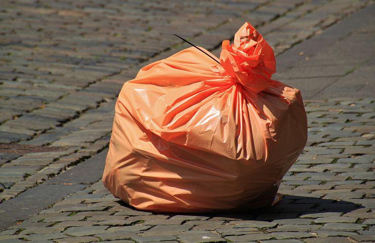 Müllsammler sind in Rödermark unterwegs,
