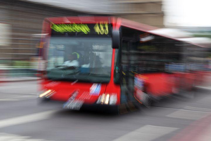 Schnellbus nach Dieburg