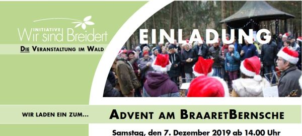 Advent am BraaretBernsche