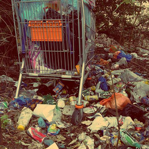 Symbolfoto für Müll