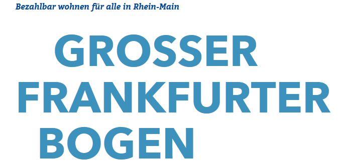 Großer Frankfurter Bogen