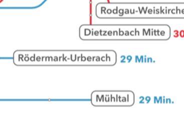 Haltepunkt Frankfurter Bogen