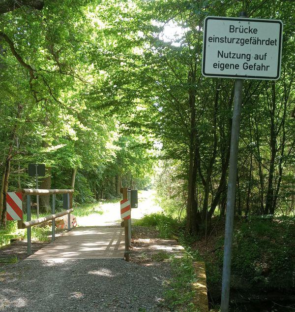 Brücke In Eppertshausen