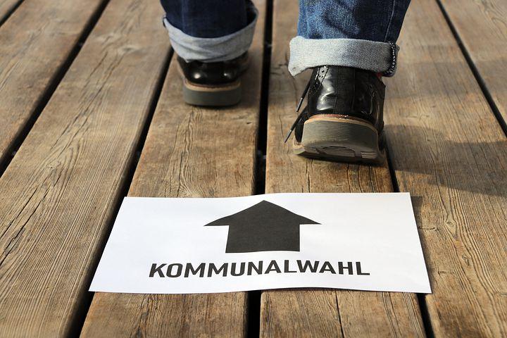 Kommunalwahl 2021. Kreis Offenbach