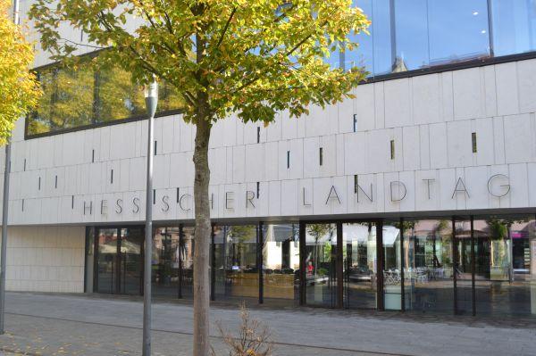 Hessischer Landtag. Bedingungsloser Rückhalt für unsere Einsatzkräfte
