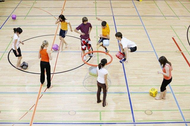 Team- und Schulsport ohne Anzahlbeschränkung