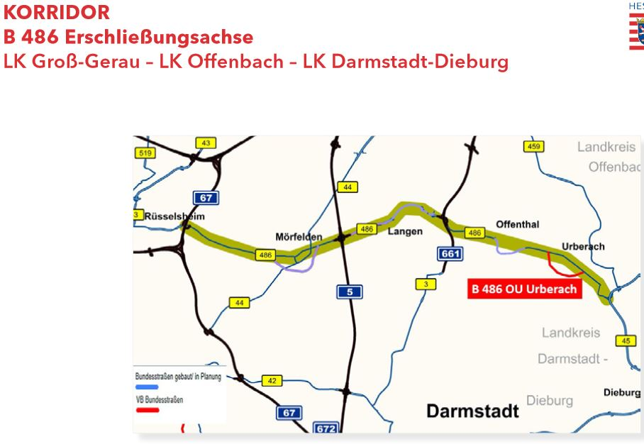 Ortsumgehung Urberach