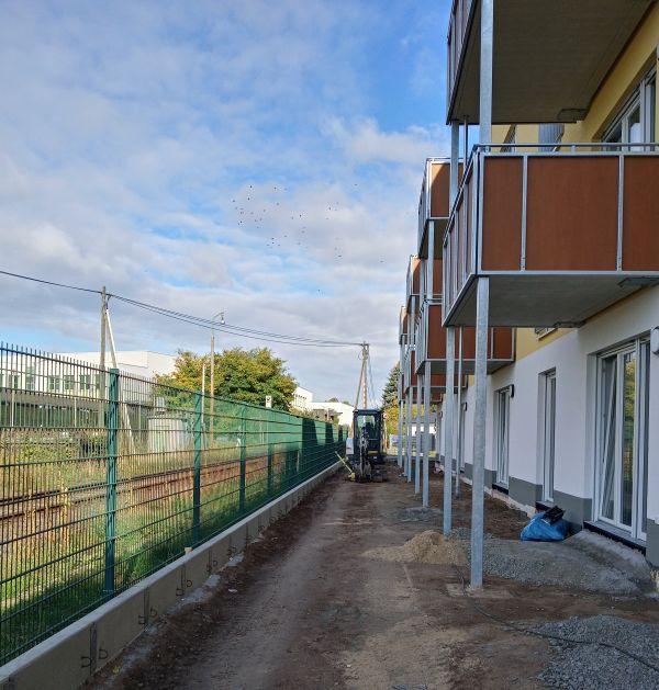 Sozialer Wohnungsbau in Eppertshausen.7,05€ qm