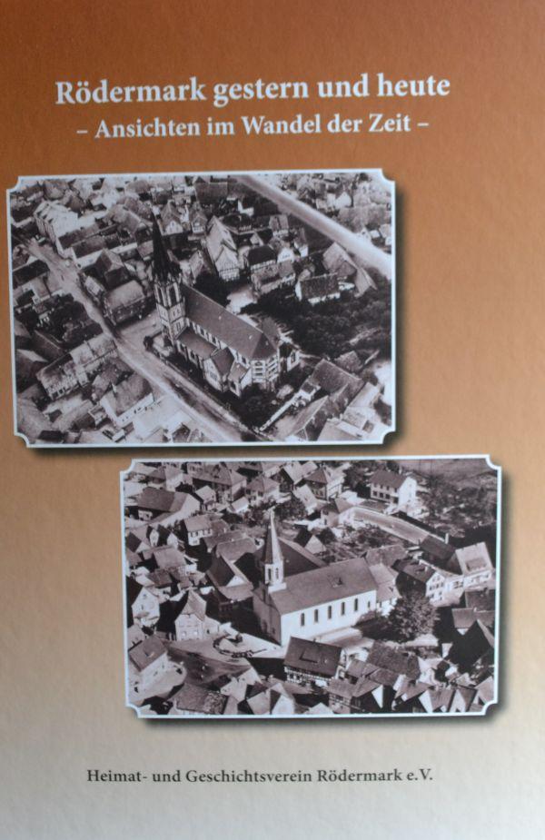 Rödermark gestern und heute