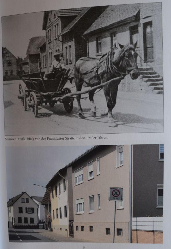 Mainzer Straße. Damals und Heute.