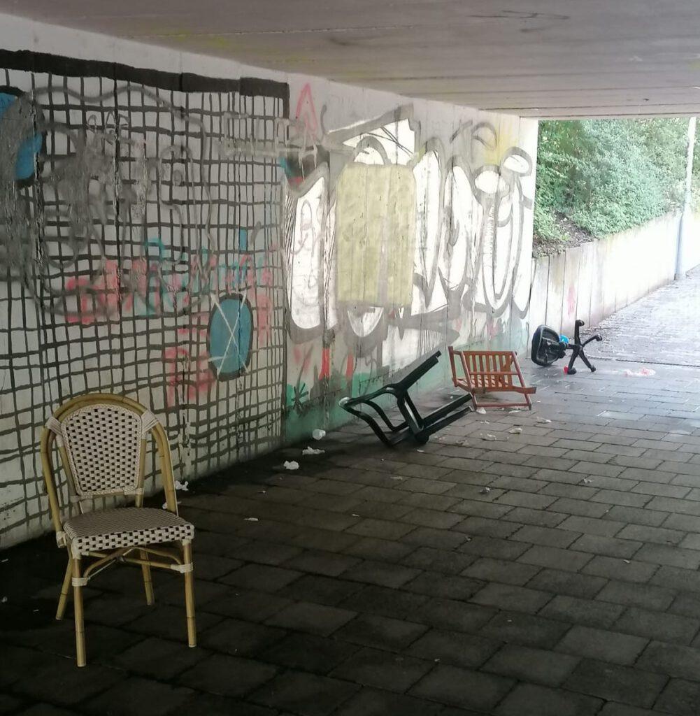 Ausweichzentrum für die Jugend wenn es regnet?