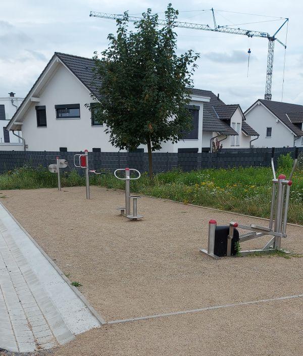 Symbolfoto. Bewegungspark für Senioren
